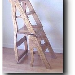 Library Chair Ladder Plans White Banquet Covers Wodworking Plan Wood Woodworking
