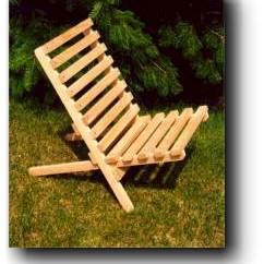 Wood Camp Chair What Size Aeron Do I Have Made By Here Furniture Plans Easy Projects