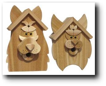 Birdhouse Woodworking Plans