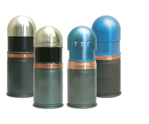 40mm x 53 ammunition