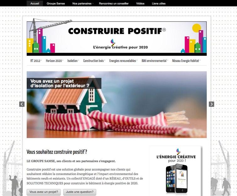 Construire-Positif