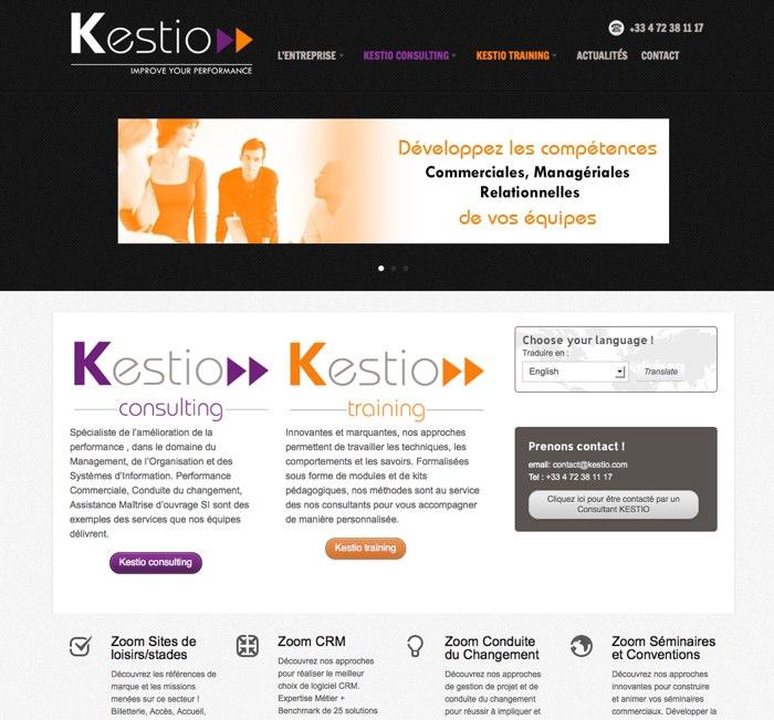 Kestio-home