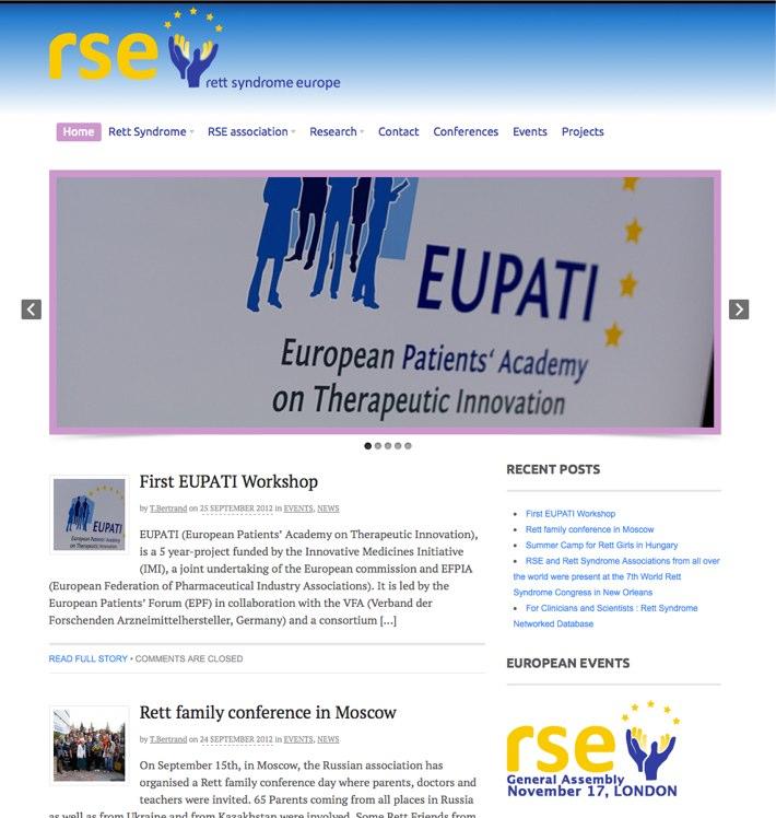 Rett-Syndrome-Europe