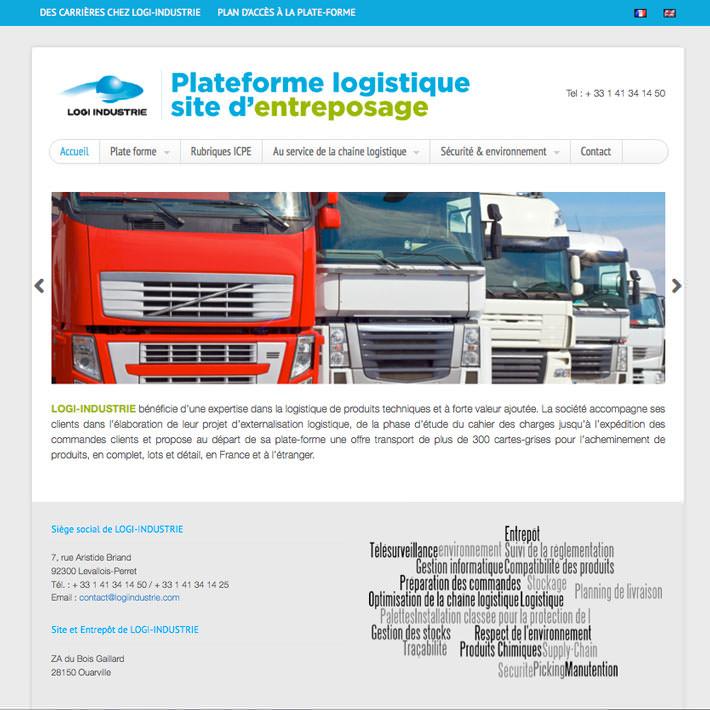 Site Logi-Industrie