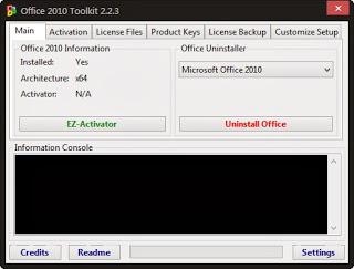 (下載+教學) Office 2010 Toolkit 2.2.3 一鍵啟動Office 2010 - GDaily