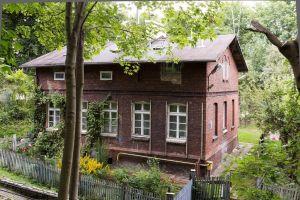 Dom Wałmistrza Współczesne zdjęcie dawnego Domu Wałmistrza Biskupiej Górki. Fot. Wojciech Ostrowski.