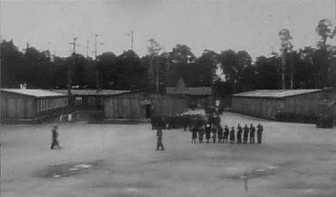 Obóz przesiedleńczy w Potulicach, 1940