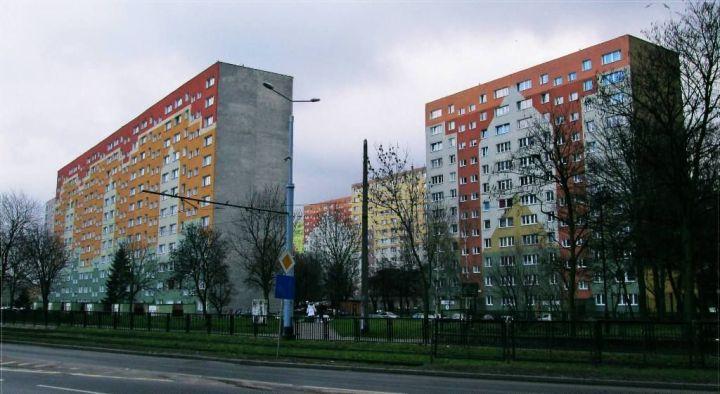 Pole Schellinga - ten teren między Kartuską a Wzgórzem Mickiewicza
