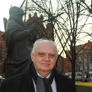 Profesor Marek Banaszkiewicz