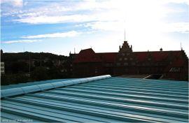 dach z widokiem na ABW