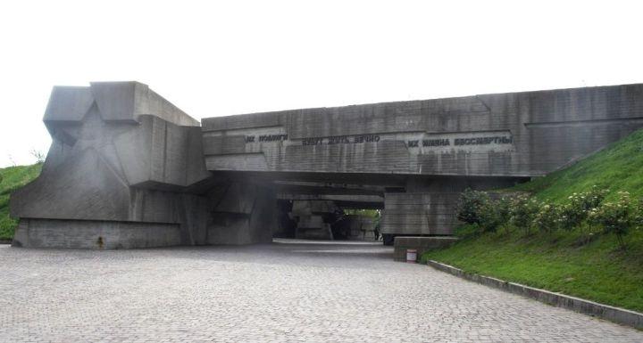 Muzeum Wojny Ojczyźnianej w Kijowie, zdj. Rafał Zieliński