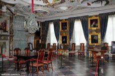 Pałac Skokloster, sala królewska