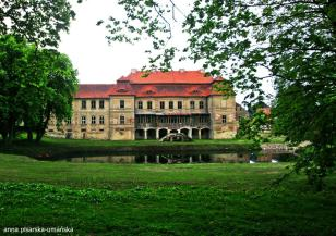 Heinrichsdorf od strony parku