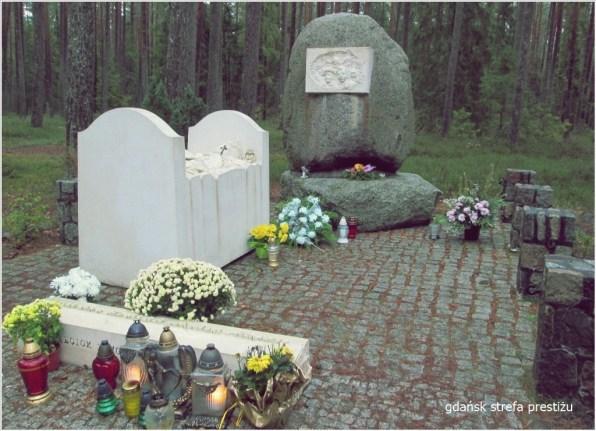 Musimy ten naród wytępić, od kołyski począwszy - pomnik w Piaśnicy