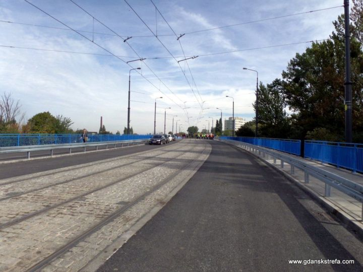 Wyremontowany Most Siennicki