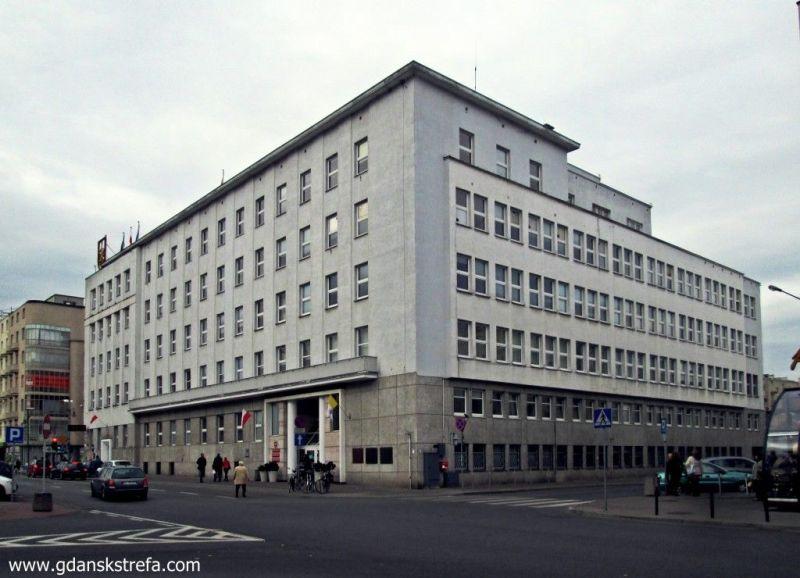 Gmach Komisariatu Rządu w Gdyni - dziś siedziba Urzędu Miejskiego