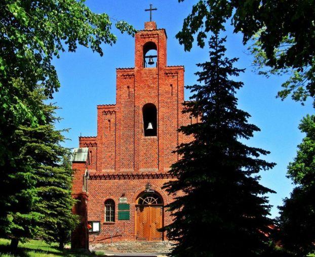 na górze dzwon Maternus, na dole Valentinus