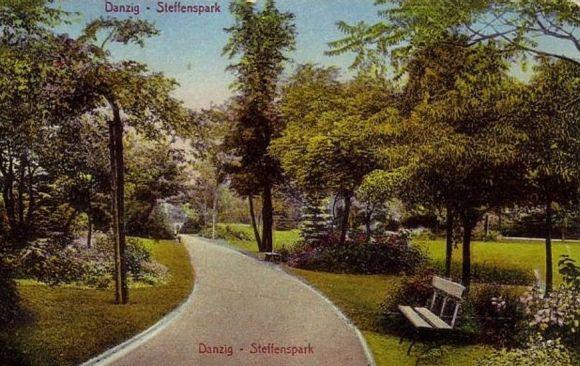 Steffenspark przed wojną, zasoby internetowe