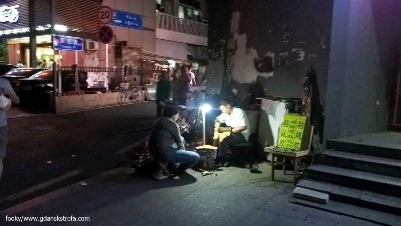 szewc w Shenzhen