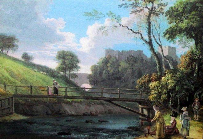 Paul Sandby 1780 r
