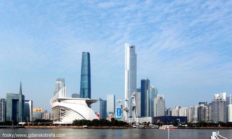 Guangzhou po chińsku