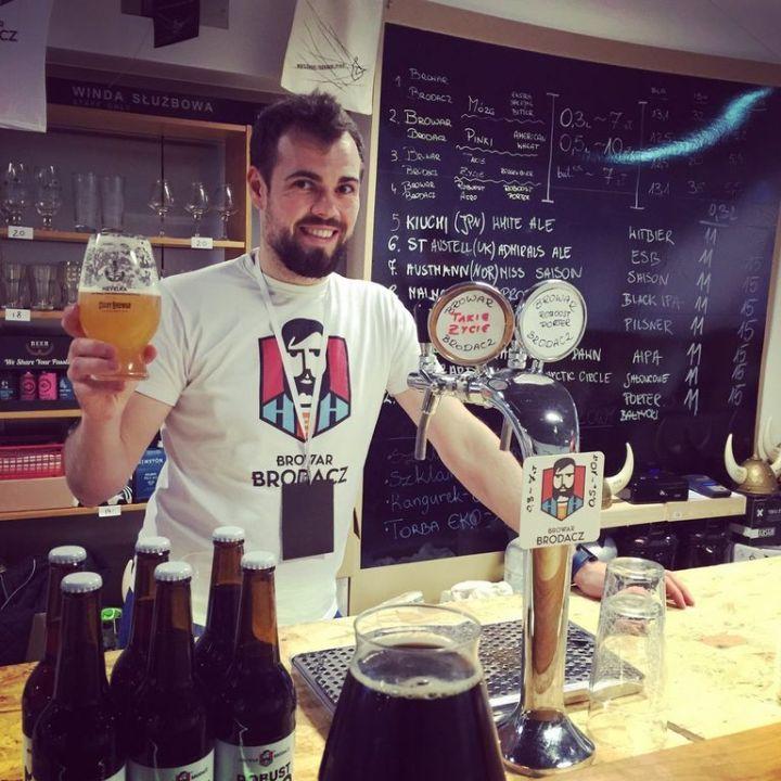 Tomek i jego piwo