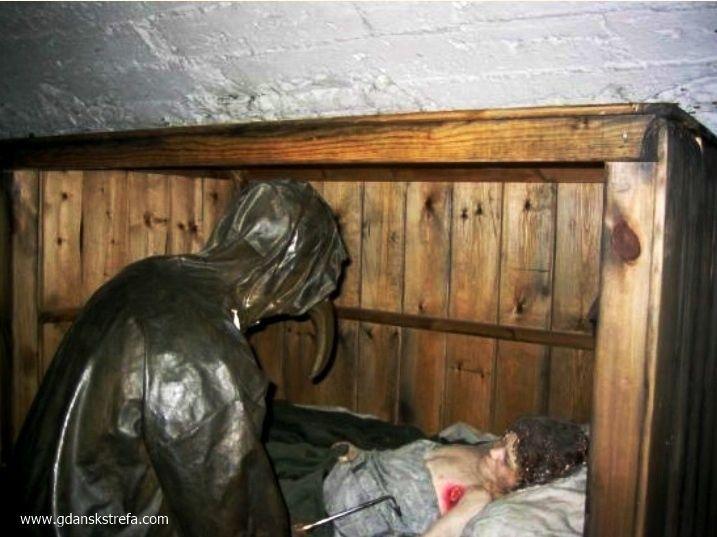 Mary King's Close – dzielnica zadżumionych w Edynburgu