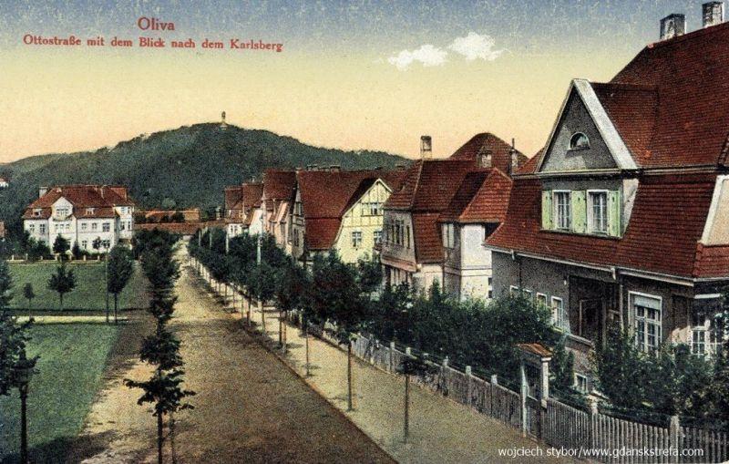 Ottostraße - ulica Słoneczna