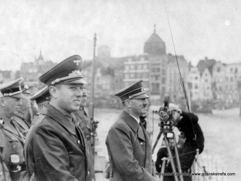 Forster i Hitler
