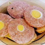 Mielonka z jajami (z szynkowara)