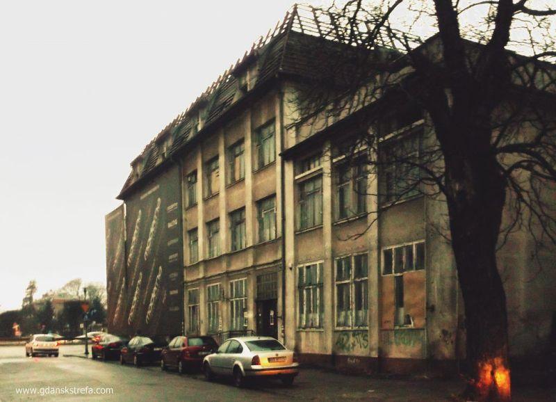 ulica Ceynowy w Oliwie
