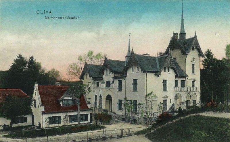 Zameczek Mormonów,1905