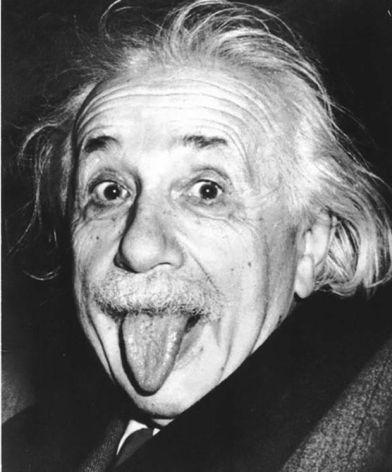 Einstein w Princeton, domena publiczna