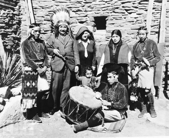 Indianie Hopi, domena publiczna