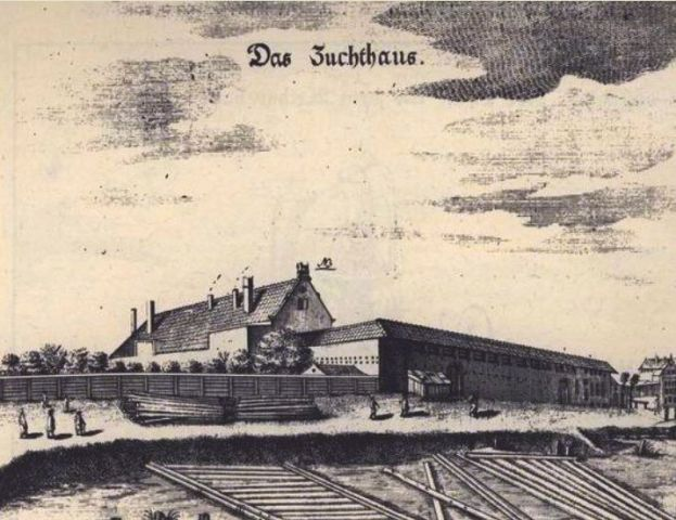 Zuchthaus w Gdańsku