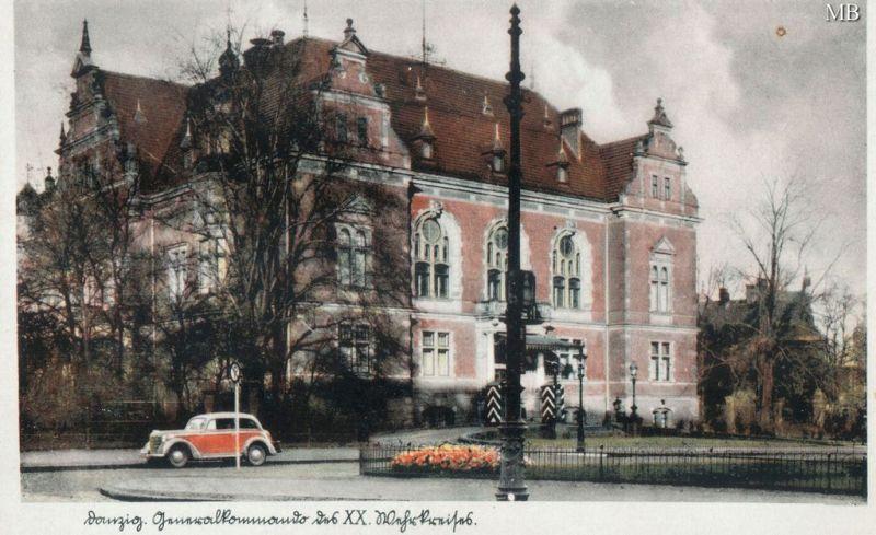 budynek Komisarza Ligi Narodów