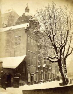 Kaplica Królewska w 1891