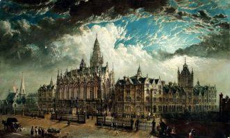 Columbia Market - John MacVicar Anderson, 1870