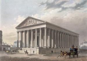 Kościół św. Magdaleny w Paryżu - Philippe Benoist