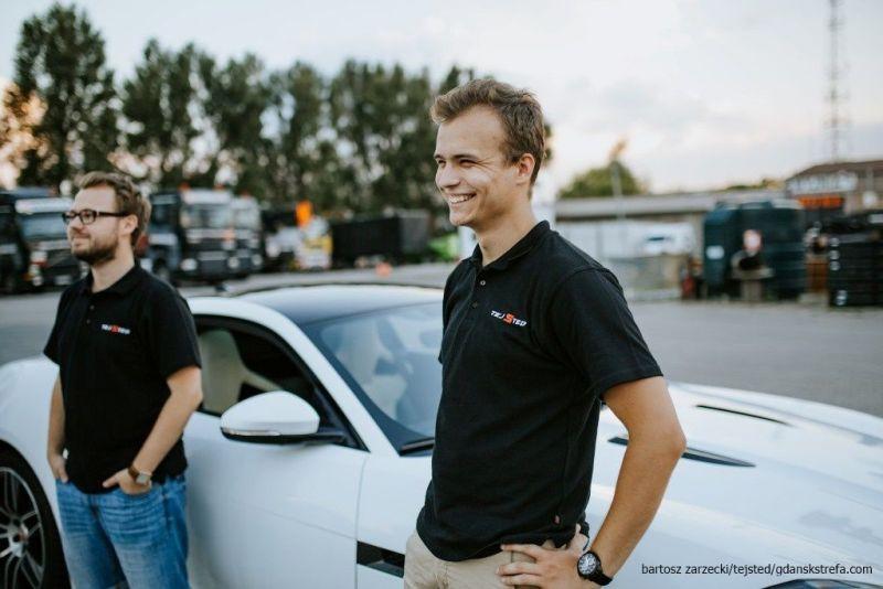 Sławek i Marcin