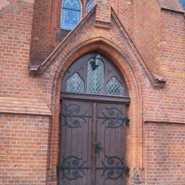 portal kościoła