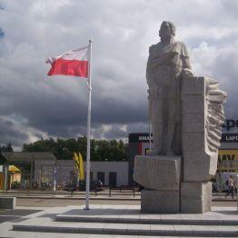 pomnik Józefa Wybickiego