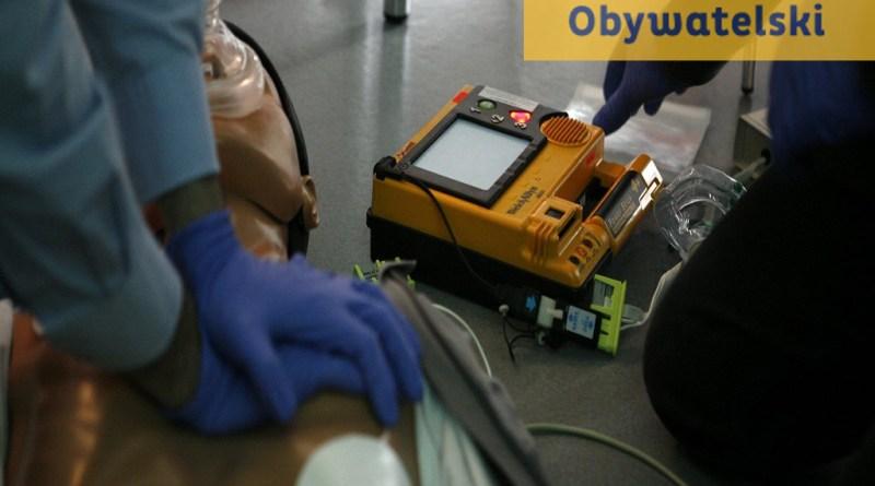 Budżet Obywatelski, Gdańsk, defibrylatory