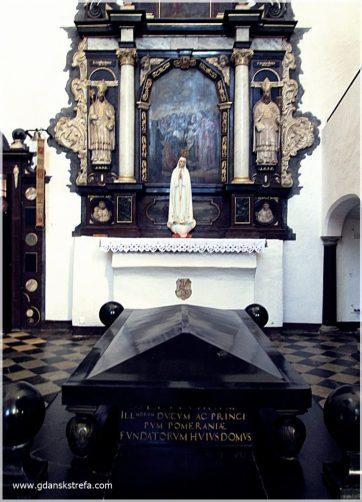 Ołtarz św. Józefa