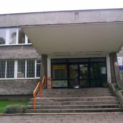 """""""szpital studencki"""", z archiwum autorki"""