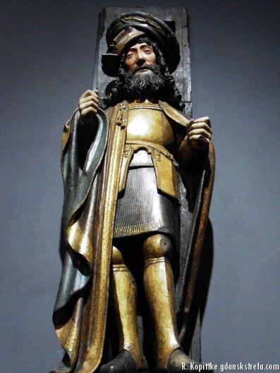 figura świętego Rajnolda