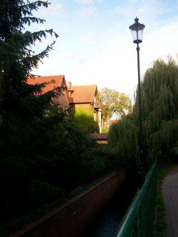 kanał Strzyży; z archiwum autorki