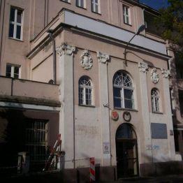 Szpital Położniczy, z archiwum autorki