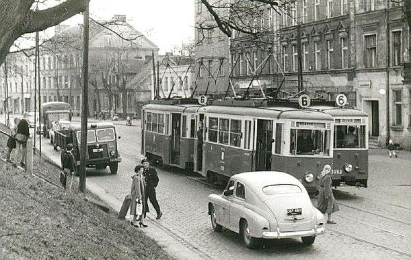 tramwaj na Oruni