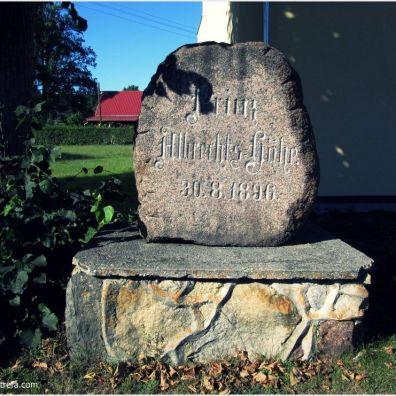 kamień pamiątkowy